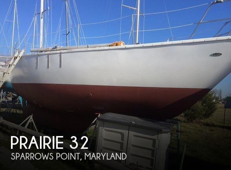 1978 Prairie Boat Works 32