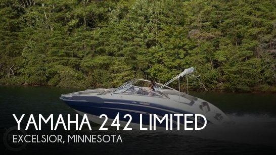 2011 Yamaha 242 Limited