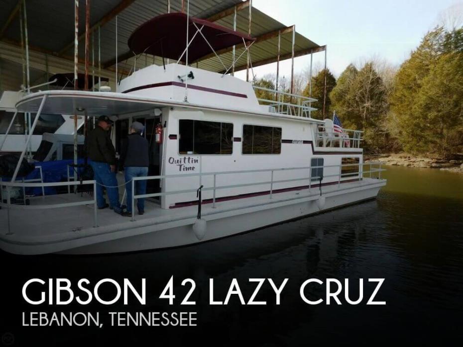 1984 Gibson 42 Lazy Cruz
