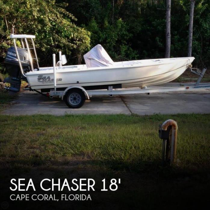 2008 Sea Chaser 180 Flat Series