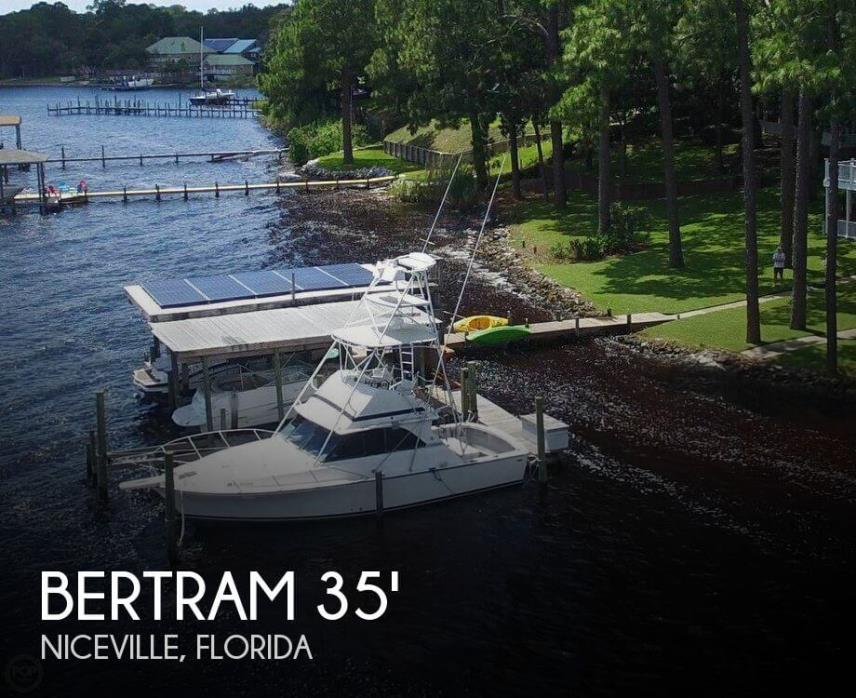 1978 Bertram 35 Sportfisherman