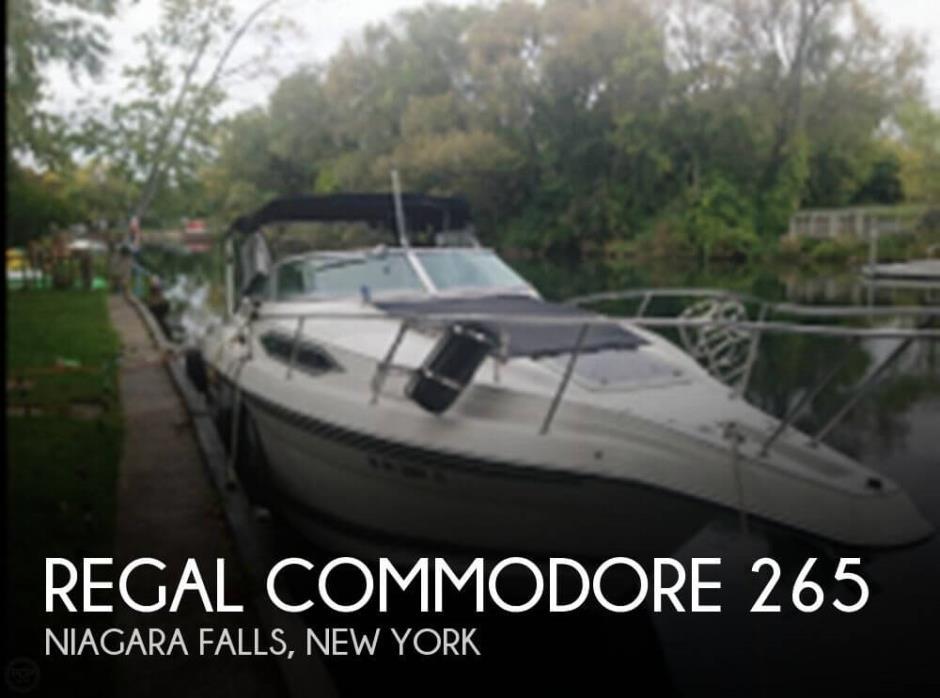 1990 Regal Commodore 265