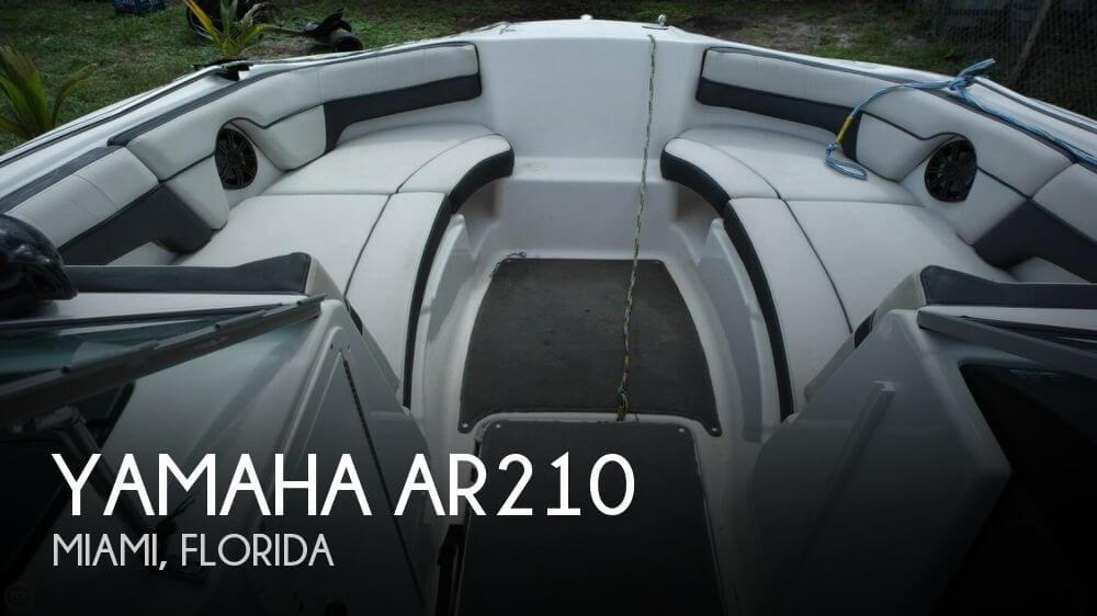 Yamaha 210 ar boats for sale for Yamaha north miami