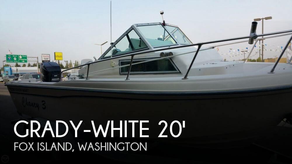 1990 Grady-White 204 Overnighter