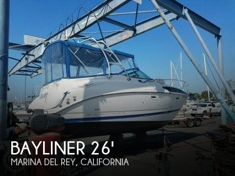 2008 Bayliner 265 Cruiser