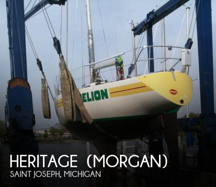 1976 Heritage  (Morgan) 37 One Ton