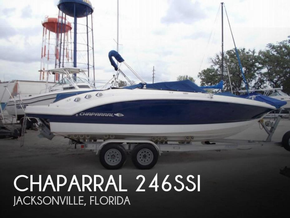 2012 Chaparral 246SSi