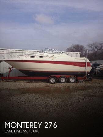 1997 Monterey 276