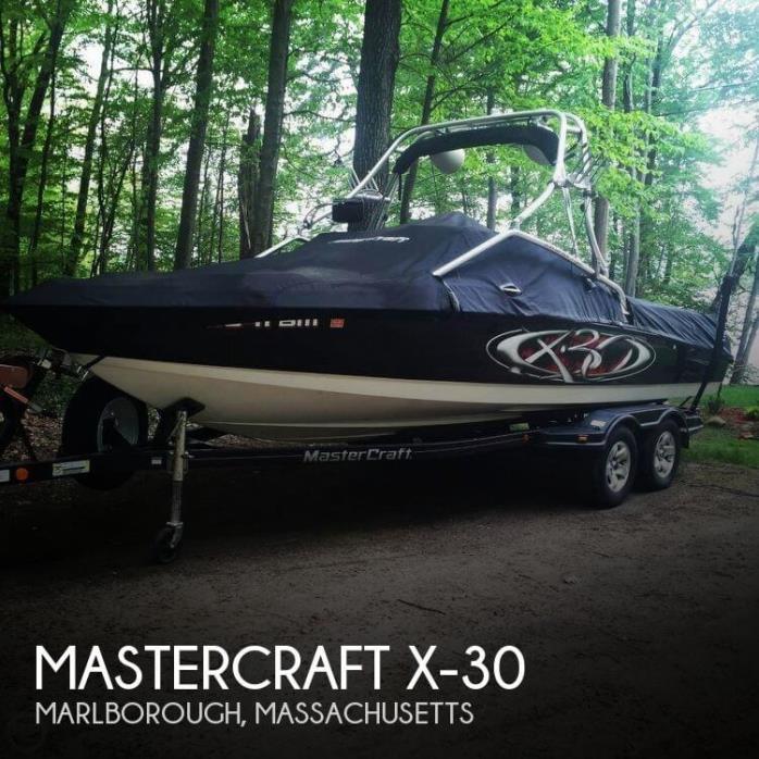 2001 Mastercraft X-30