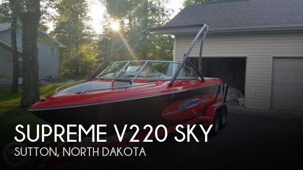 2007 Supreme V220 Sky