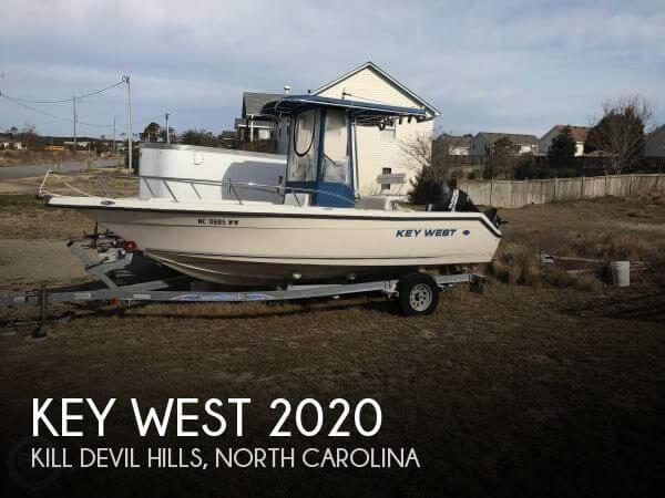 2004 Key West 2020