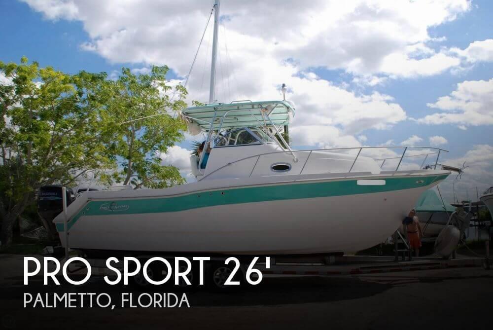 2005 Pro Sport 2660 Prokat