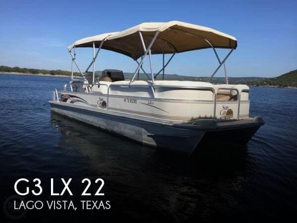 2006 G3 LX 22