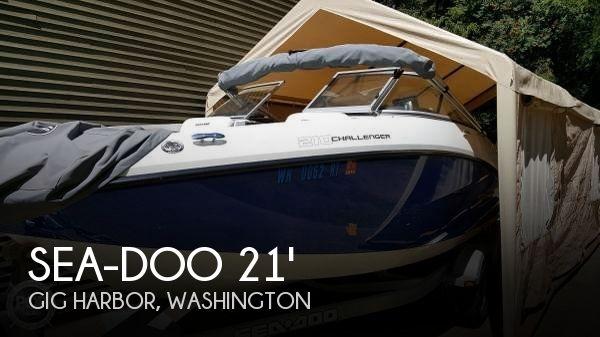 2012 Sea-Doo Challenger 210
