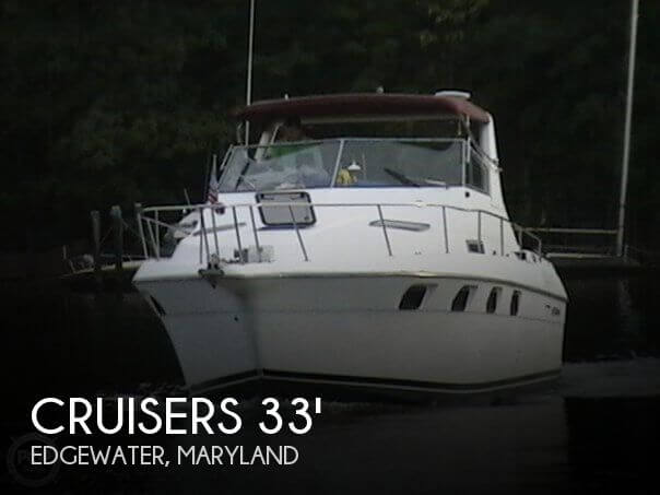 1991 Cruisers Yachts 3370 Esprit