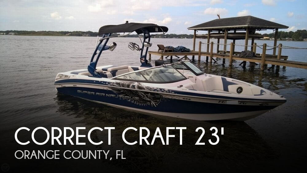 2011 Correct Craft Super Air Nautique 230