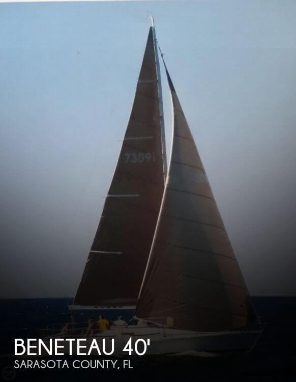 1987 Beneteau First Class 12