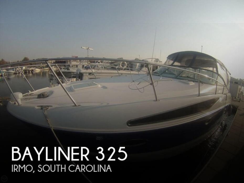 2006 Bayliner 325