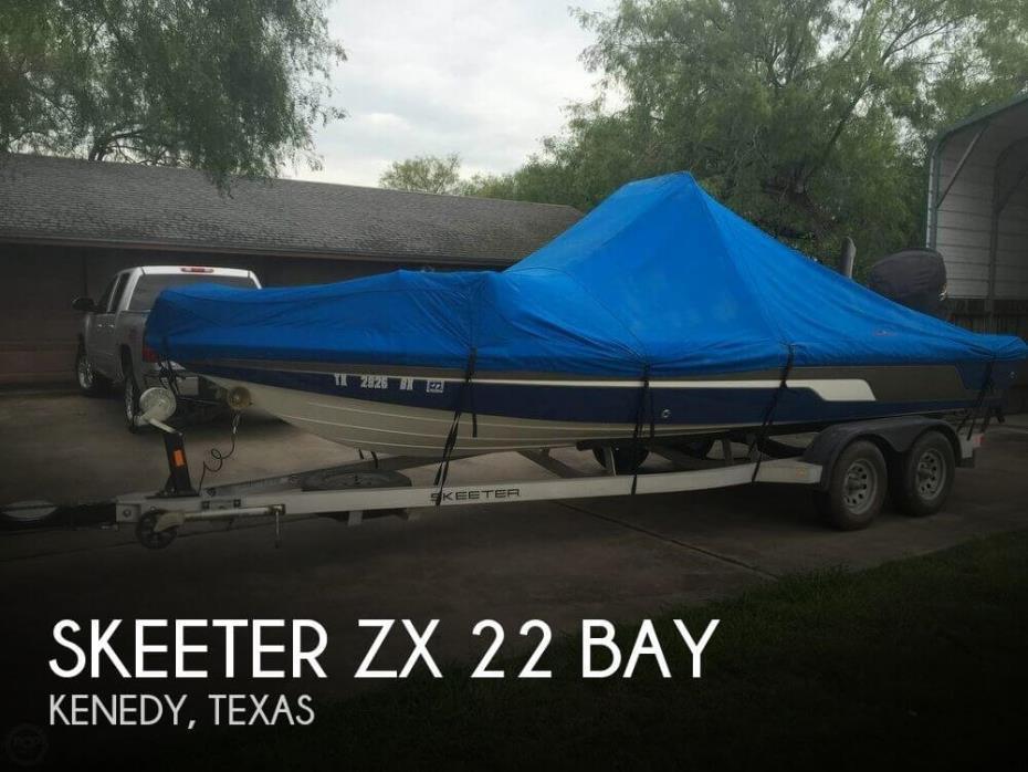 2012 Skeeter ZX 22 BAY