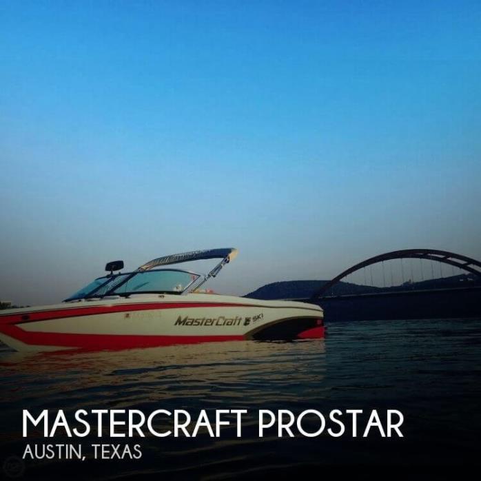 2015 Mastercraft ProStar