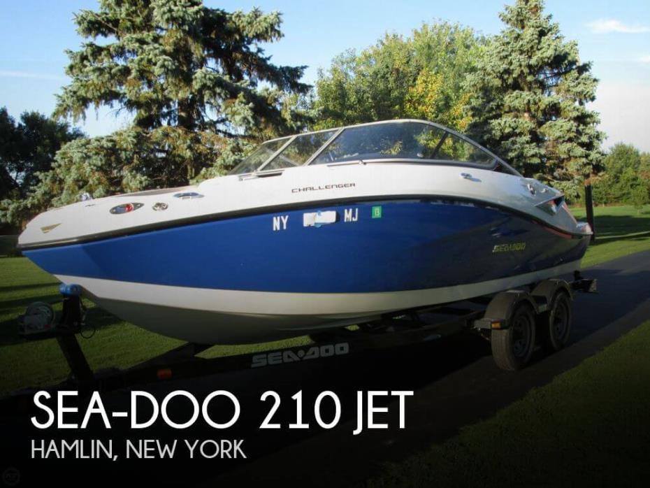 2012 Sea-Doo 210 Jet