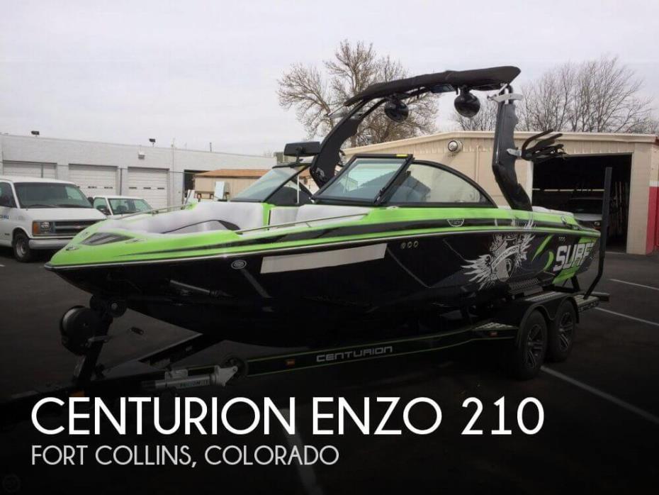 2015 Centurion Enzo 210