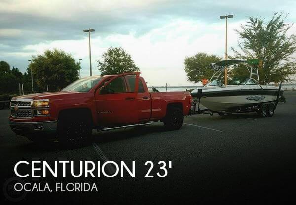 2001 Centurion 23 Concourse