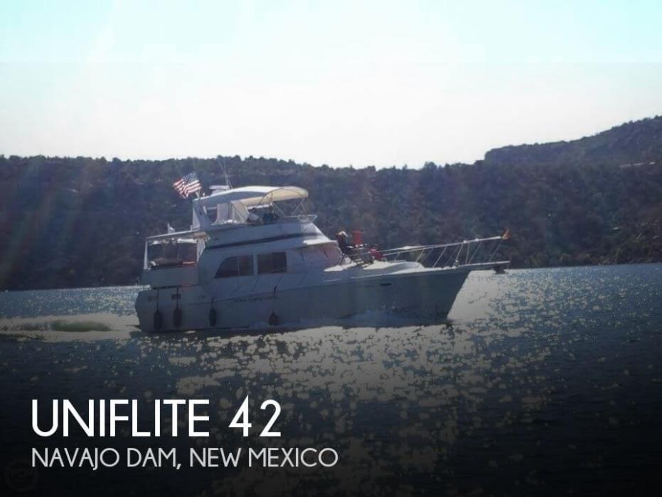 1984 Uniflite 42