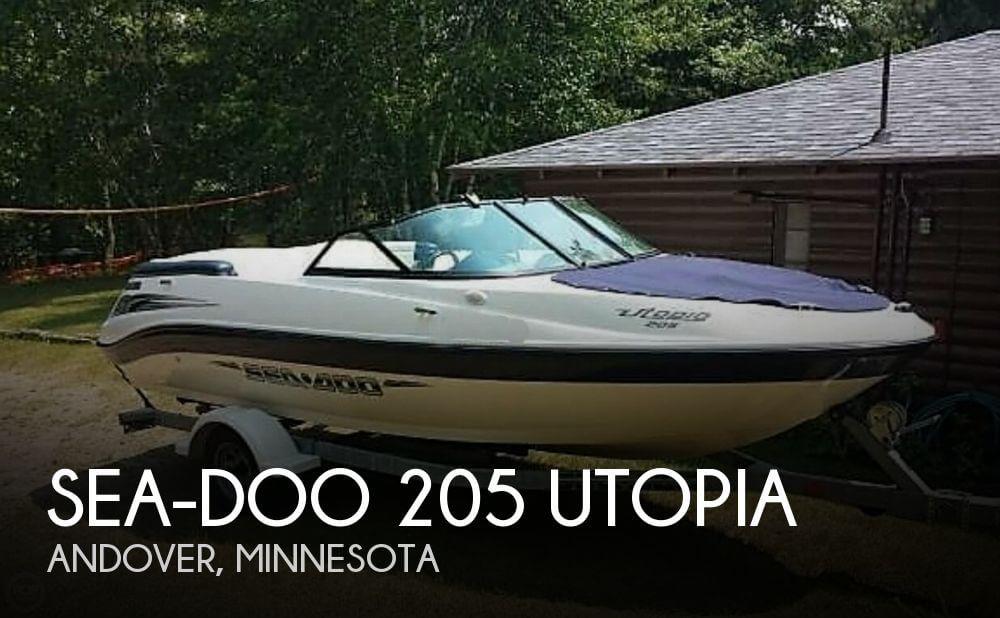 2003 Sea-Doo 205 Utopia