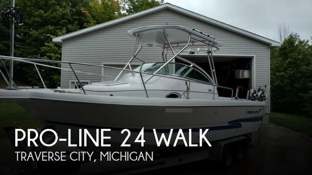 2000 Pro-Line 24 Walk