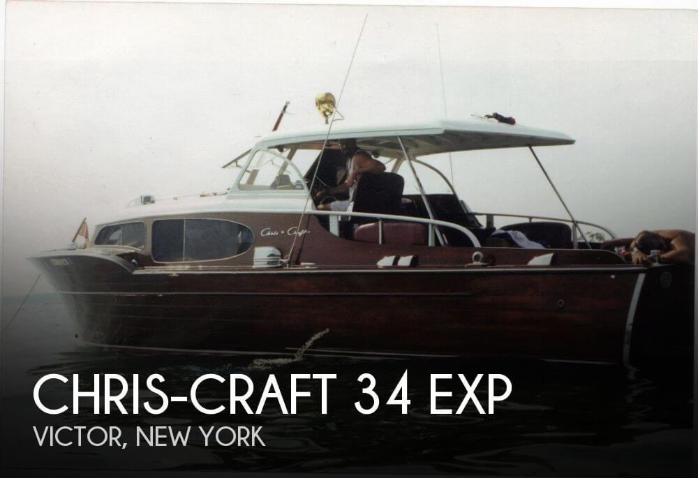 1949 Chris-Craft 34 Exp