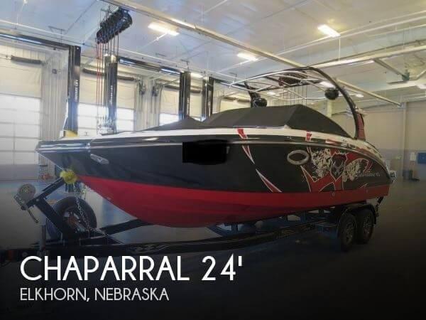 2012 Chaparral 244 Xtreme