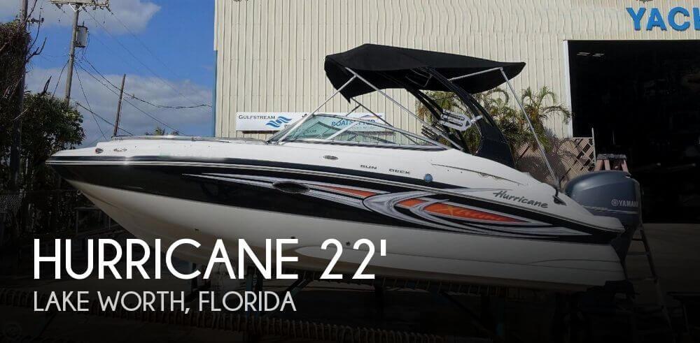 2013 Hurricane SD2200 Xtreme