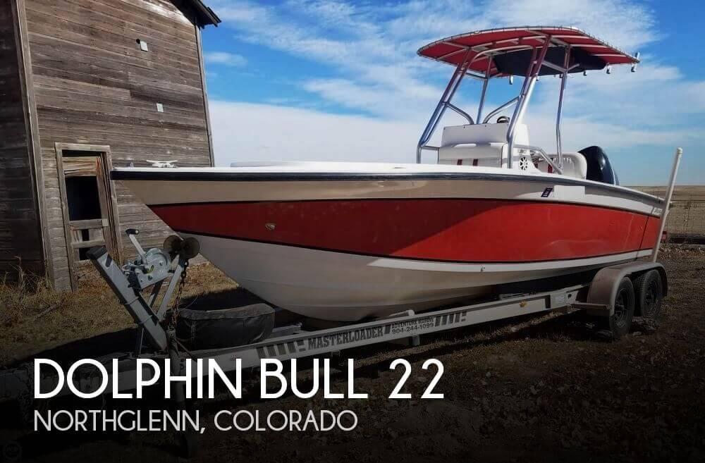 2000 Dolphin Bull 22