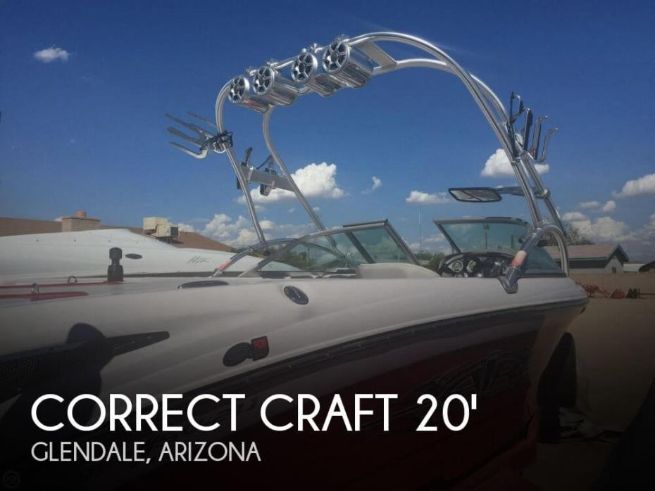 2006 Correct Craft Air Nautique SV 211