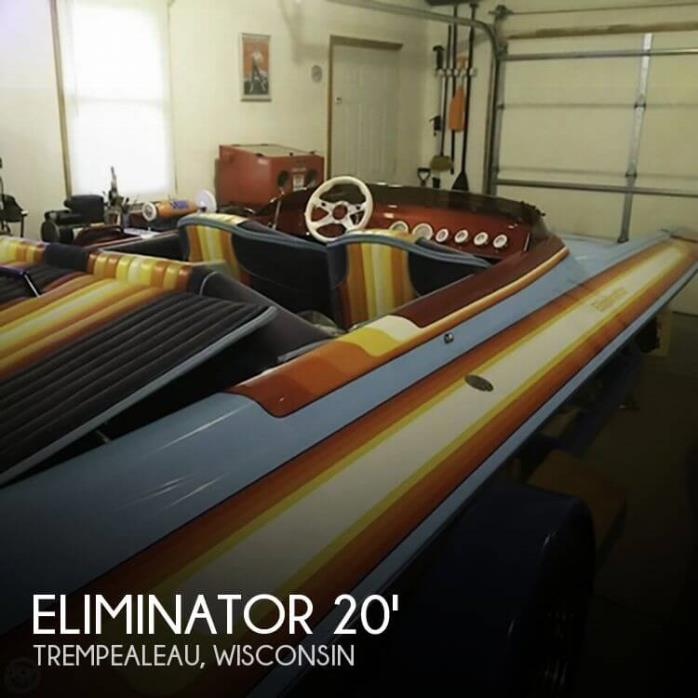 1987 Eliminator Scorpion 20