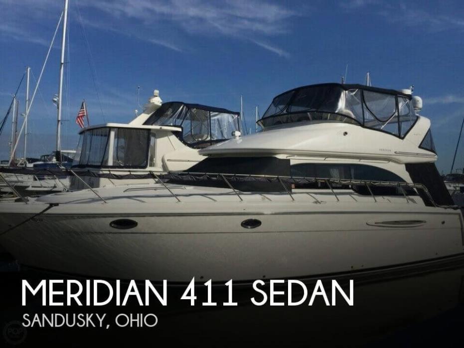 2006 Meridian 411 Sedan