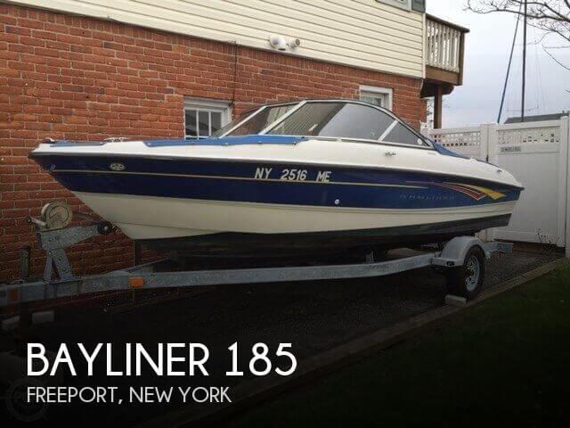2008 Bayliner 185