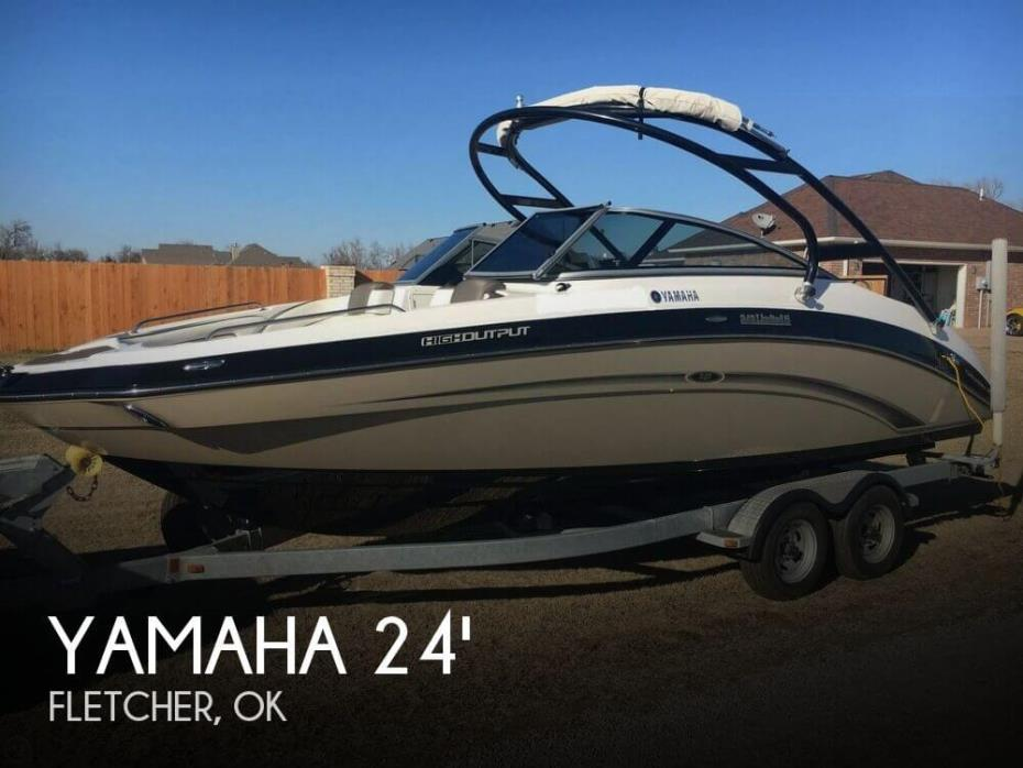 2013 yamaha 242 limited s boats for sale