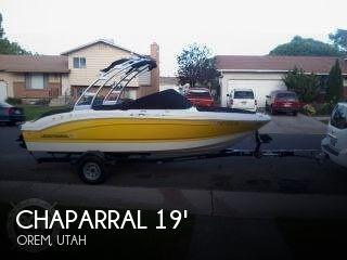 2012 Chaparral H2O 19 Sport