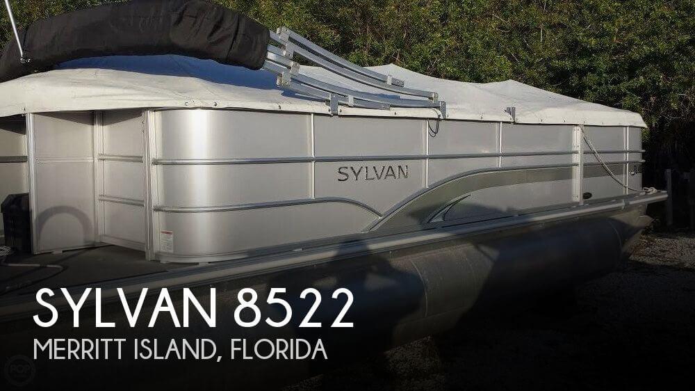 2015 Sylvan 8522