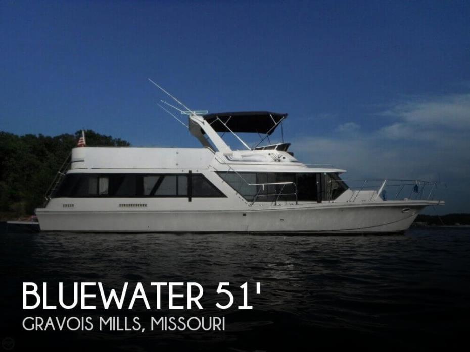 1989 Bluewater Yachts Coastal Cruiser 51