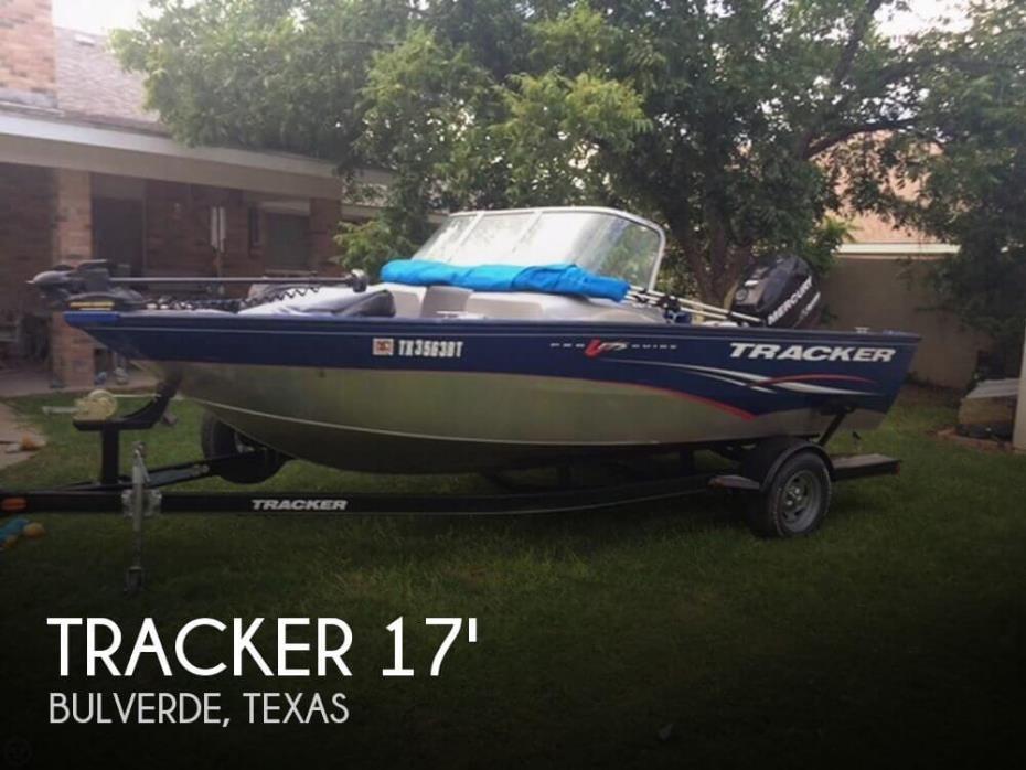 2012 Tracker PRO V 175 Guide