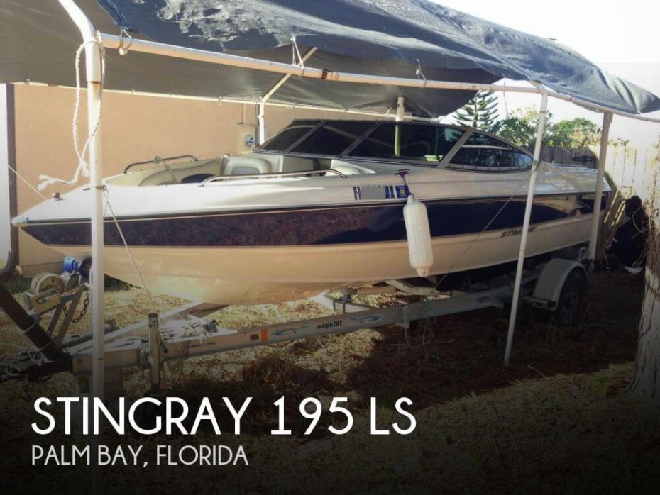 2005 Stingray 195 LS