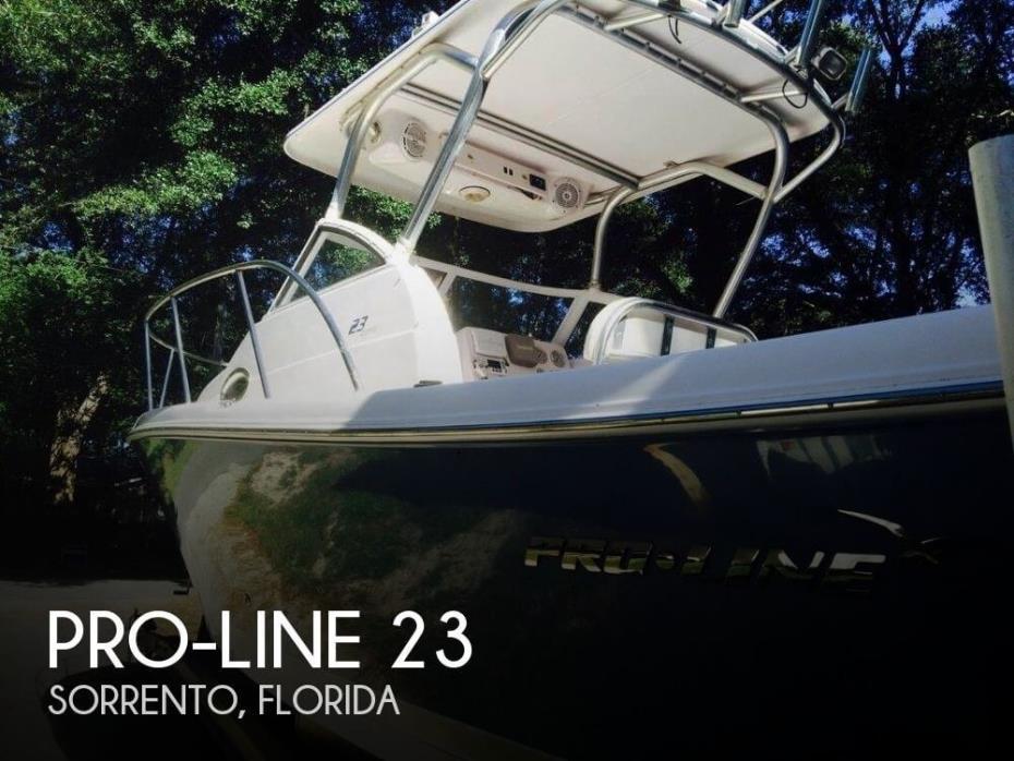 2007 Pro-Line 23