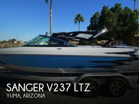 2014 Sanger V237 LTZ