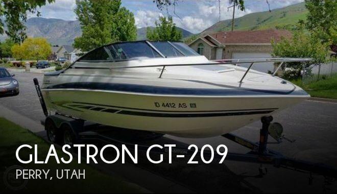 2008 Glastron GT-209