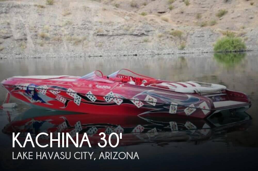 2008 Kachina 30 Drone Open Bow