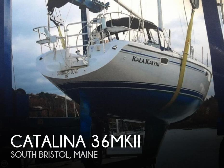 2005 Catalina 36MKII