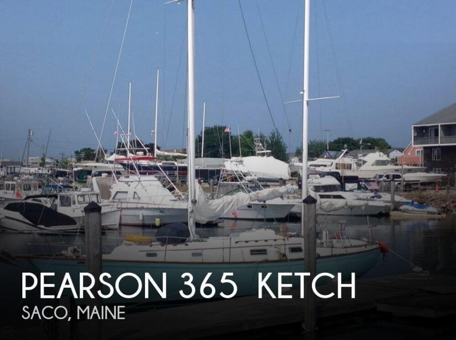 1977 Pearson 365 Ketch